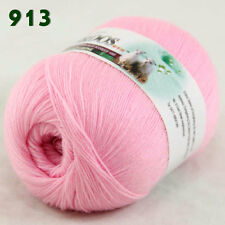 Sale 1 Skein x50gr LACE Soft Crochet Acrylic Wool Cashmere hand knitting Yarn 13