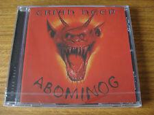 CD Album: Uriah Heep : Abominog : Remastered Expanded : Sealed