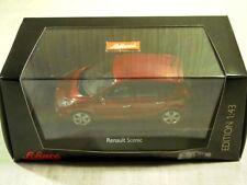 Schuco 450734100: Renault Scenic 2009 - flamencorot, Edition 1/43, NEU & OVP