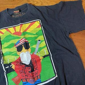 Vintage 1993 Blind Melon Shirt XL Tour T-shirt Made in USA Brockum PRIORITY MAIL