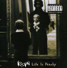 Korn/life IS Peachy(immorta/epic 485369 6) CD Album