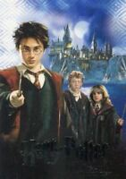 Harry Potter and the Prisoner of Azkaban Silver Foil Base Card Set 90 Cards