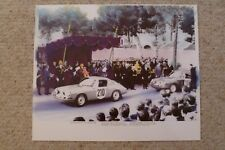Sport Auto 11//74 Porsche Turbo BMW 2002 Capri Poster