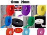 VELCRO® 1 x metre Hook and loop ONE-WRAP® double sided Strapping.various colours