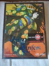 // NEUF * La fille des enfers box coffret 1 / 3 * Édition Collector DVD MANGA VF