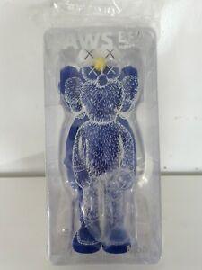 "KAWS BFF Blue Vinyl Figure ""MoMa Edition"""