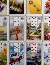 Lenormand Wahrsagekarten No. 194115 Kartendeck 36 Karten
