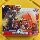 Transformers Robots in Disguise Saberhorn Bisk SABERCLAW Combiner Force MOSC RID