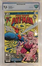 Marvel Premiere #48 (1979) CGC 9.6 KEY 2nd Appearance New Ant Man Scott Lang W@W