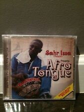 Afro Tongue - Sahr Issa New & Sealed Compact Disc Free Shipping