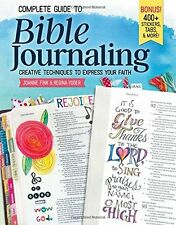 Complete Guide to Bible Journaling: Creative Techniques to Express......(Pbk)