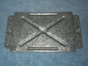 SAAB 9000 Rear License Plate Bracket 9272139