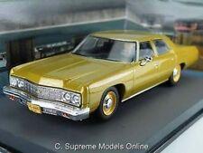 CHEVROLET BEL AIR JAMES BOND 1/43 Scala Modello Automobile Colore Oro esempio T3412Z (=)