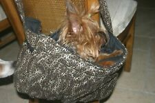 dog carrier/purse tote