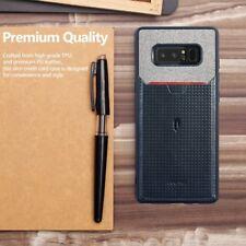 [20pcs/lot] Case For Galaxy Note 8 Poetic【Nubuck】Stylish thin TPU Case Blue
