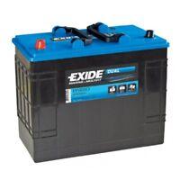 EXIDE Starter Battery EXIDE DUAL ER650