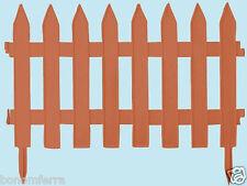 Steccato Giardino Plastica : Steccato in vendita ebay