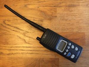 Icom VHF Marine Radio IC-M3 Euro Used