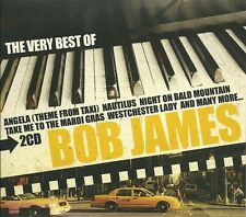 THE VERY BEST OF BOB JAMES 2 CD BOX SET - ANGELA, NAUTILUS & MORE