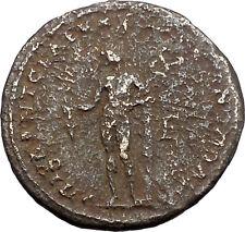 ELAGABALUS & JULIA MAESA 218AD Marcianopolis Ancient Roman Coin HERMES  i48712