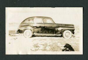1947 1948 Mercury Fordor Sedan Car Vintage Photo 469184