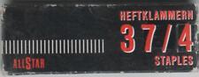 Allstar Staples 37/4 mm 5000 Piece for Allstar, Rapid and Rexel