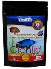 NORTHFIN CICHLID FORMULA FISH FOOD 250 GRAM BAG 2 mm PELLET  FREE SHIPPING