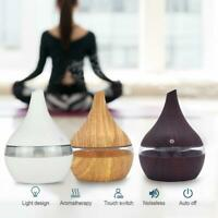 Intelligent LED Aroma Diffuser Essential Oil Humidifier Aromatherapy Purifier