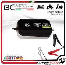 BC Battery KIT 1 caricabatterie SMART 2000 batterie da 2 Amp 12V fino a 100 Ah