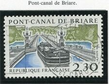STAMP / TIMBRE FRANCE OBLITERE N° 2658 PONT CANAL DE BRIARE