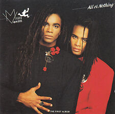 MILLI VANILLI : ALL OR NOTHING - THE FIRST ALBUM / CD (CLUB EDITION)