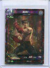 LORD OF VERMILLION JAPANESE Card ST Kazama Jin from TEKKEN
