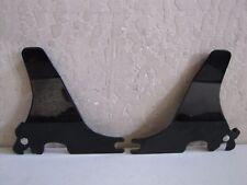 HARLEY DAVIDSON ORIGINAL GLOSS BLACK QUICK RELEASE SIDE PLATES 4 XL SPORTSTERS