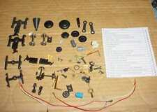 HO SCALE Multiple Parts For Diesel & Steam Locomotives (Lot CX)