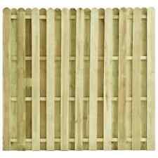 legno WPC steccato protezione visiva ANTIVENTO lamelle recinzione recinzione 180x180cm GRIGIO NUOVO