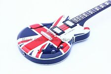RGM65 Noel Gallagher Oasis Union Jack Miniature Guitar