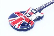 RGM65 Noel Gallagher Oasis Union Jack Miniature Guitar