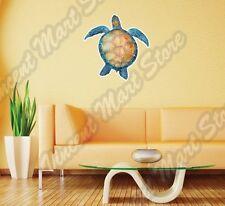 """Watercolor Sea Turtle Ocean Scuba Hawaii Wall Sticker Room Interior Decor 22"""""""