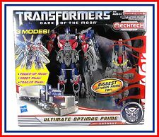 Transformers _ DOTM _ Ultimate Optimus Prime _ (MISB) _ * Must See *
