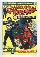 Amazing Spider-Man #129 Vol 1 Very Nice Upper Mid Grade 1st App of the Punisher