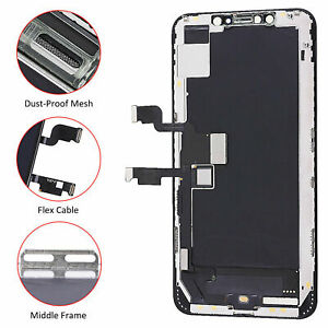 For iPhone XS Max LCD Screen Touch Screen Digitizer Assembly Replacement