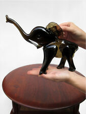 ARCHIMEDE SEGUSO MURANO ELEPHANT ART SCULPTURE MID-CENTURY MODERN EAMES ERA