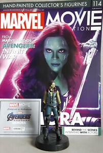Marvel Movie Collection #114 Gamora Figurine (Avengers: Infinity War) Eaglemoss