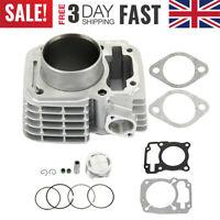 63.5mm Big Bore Cylinder Piston Gasket Kit For Honda CBF125 CBF125M XR125 185cc