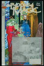 The Books of Magic #1 Platinum Edition DC Comics May 1994 VF-NM