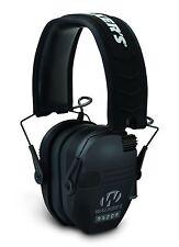 Walkers Black Razor Slim Electronic Muff WGE-GWP-RSEM Shooting Ear Protection