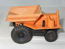 triang minic plastic with motor SITE DUMPER