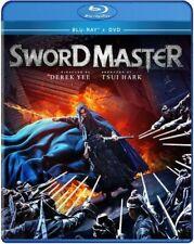 Sword Master blu ray-Hong Kong Rare Kung Fu Martial Arts Action movie - New
