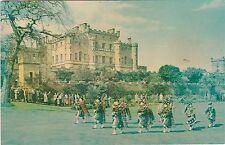 Maypole Pipe Band At Culzean Castle, Nr MAYBOLE, Ayrshire