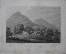Original 1800-1899 Grafik & Drucke aus Großbritannien mit Kupferstich